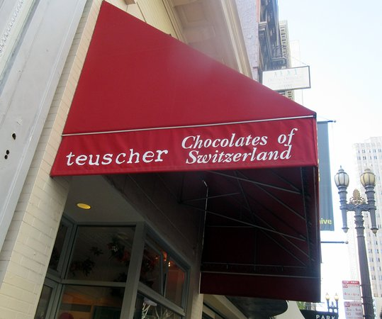 ‪Teuscher Chocolates of Switzerland‬