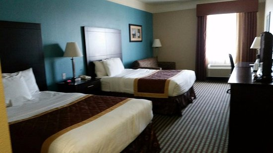 La Quinta Inn & Suites Houston/Clear Lake-NASA: Double queen room