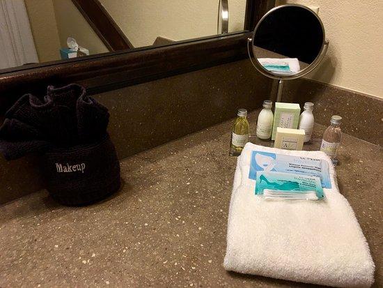 Rome, GA: Nice bathroom stuff!