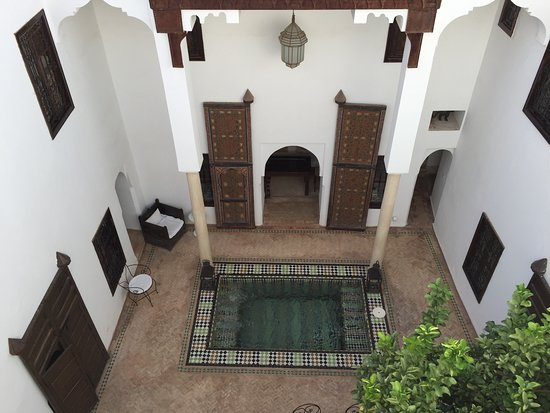 Riad Porte Royale Aufnahme