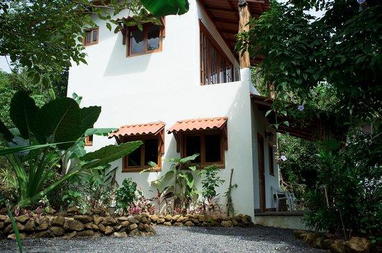 Cambutal, ปานามา: Cedro Espiño Cabaña.