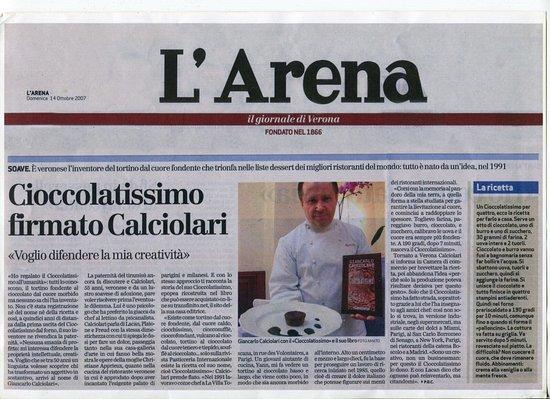 Cavaion Veronese, Italia: Ca' del Gusto