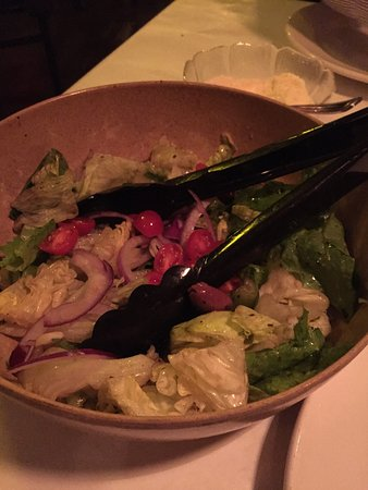 Plainfield, Илинойс: House salad