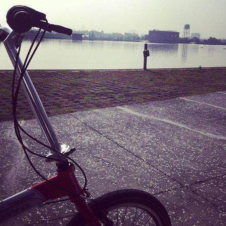Parque Bicentenario: Ideal para un paseo en bici