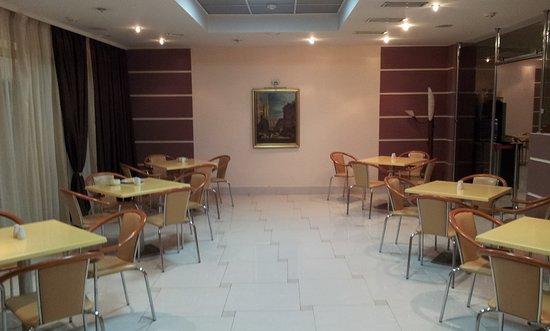 Yanino, Russia: Ресторан отеля