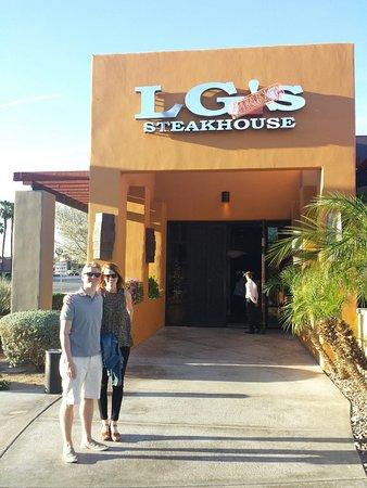 La Quinta, CA: LG's Prime Steakhouse