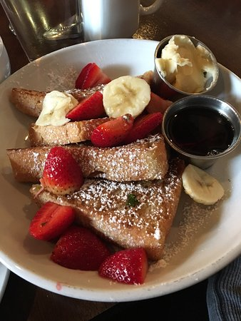 The Lunch Room: French Toast