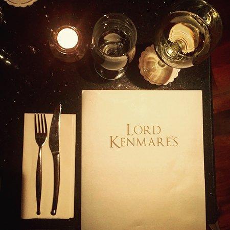 Lord Kenmare's Restaurant: photo0.jpg