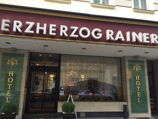 Hotel Herzog Rainer Wien