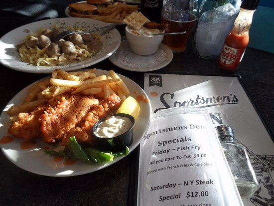 Wyandotte, MI: Friday Fish all you can eat cheap