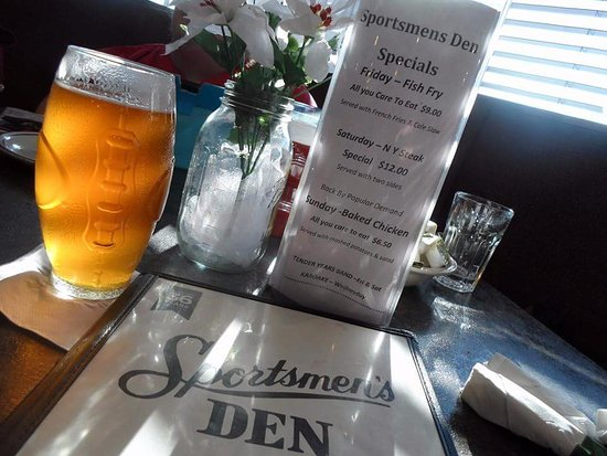Wyandotte, MI: Bell's 2 Hearted IPA and special menu