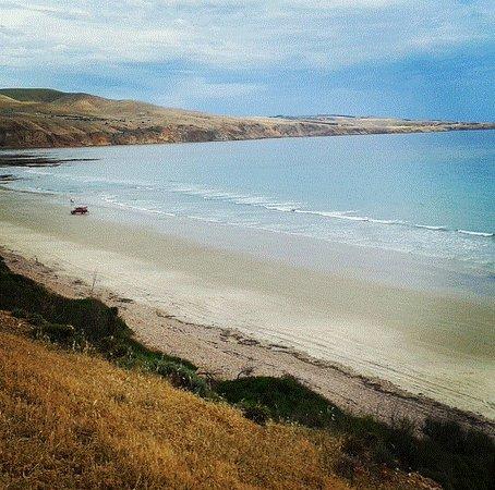 McLaren Vale, Australien: 4WD experience on the beach