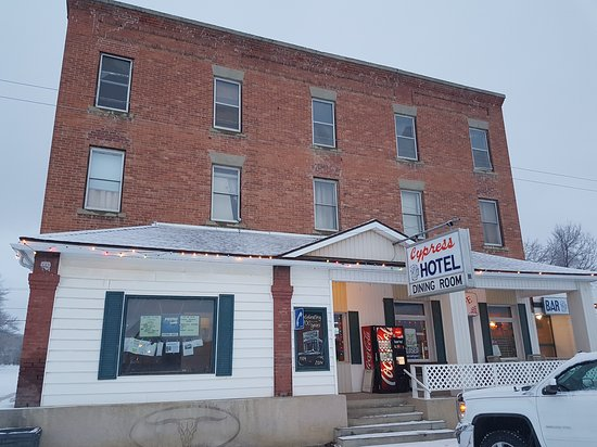 Eastend, Canada : Cypress Hotel
