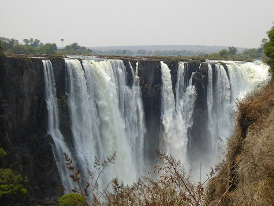 Kasane, Botswana: Vic Falls, Zimbabwe