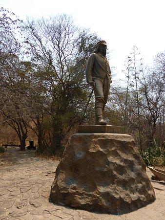 Kasane, Botswana: Dr Livingstone I presume? Zimbabwe
