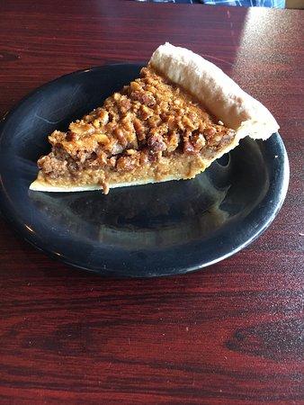 Lansdale, Pennsylvanie : Dead Souls Pumpkin Pecan Pie made with Pumpkin Porter