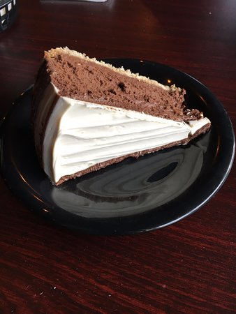 Lansdale, PA: Russian Messenger Cheesecake made with Imperial Stout