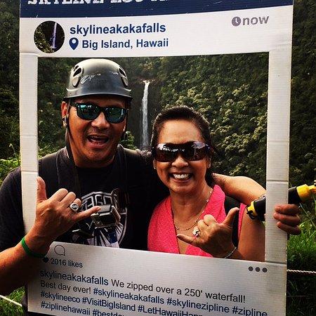 Honomu, Havai: whoa what a day!