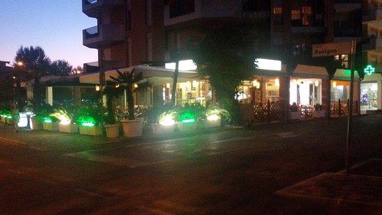 Duna Verde, Italia: Mi Ami snack bar
