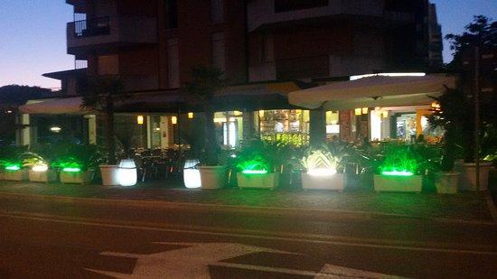 Duna Verde, Italy: Mi Ami snack bar