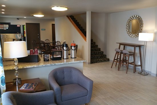 Monte Vista, CO: Lobby