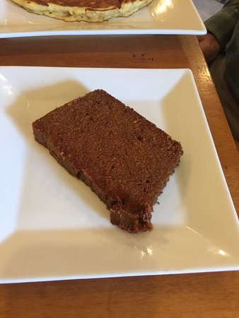 Royersford, Pensilvania: Scrapple - deep fried? Local probably