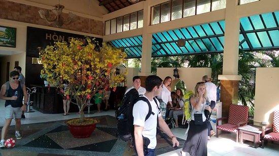 Hon Rom 1 Resort: Check in tại Hòn Rơm 1 resort - Mũi Né - Phan Thiết