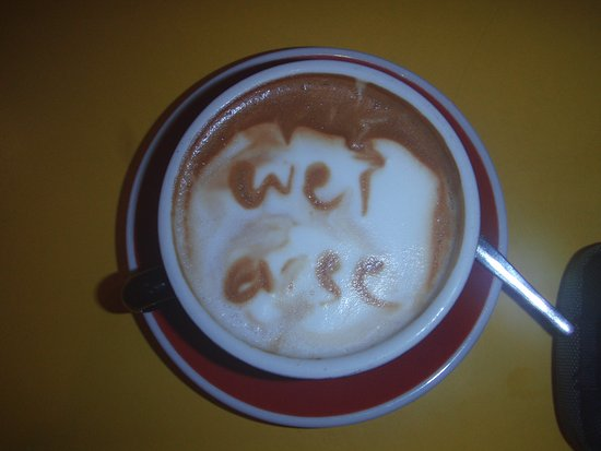 Zookeepers Cafe: Very observant owner who makes you feel welcome.