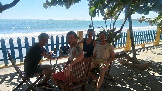 Hon Rom 1 Resort: Du khách tại Hòn rơm 1 resort - Mũi Né - Phan Thiết - Việt Nam