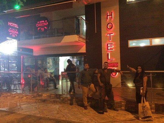 Hotel Casona La 70