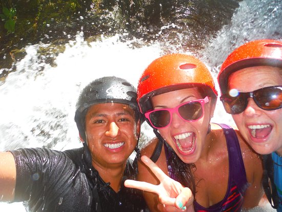 The best Tour near to Guayaquil is availability in Bucay Adventures Travel Agency.