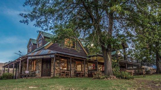 Nundle, Australien: Our historic building