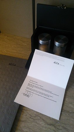 Warm greetings on letter picture of alila solo solo tripadvisor alila solo warm greetings on letter m4hsunfo