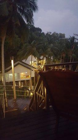 Manukan Island, Malasia: Early evening atmosphere