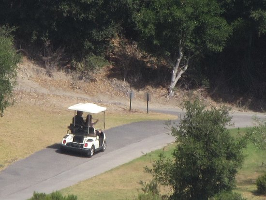 Golf Course, Avila Beach, Ca