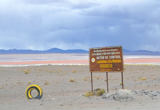 Red Planet Expedition - Day Trip: Red Lagoon or Laguna Colorada