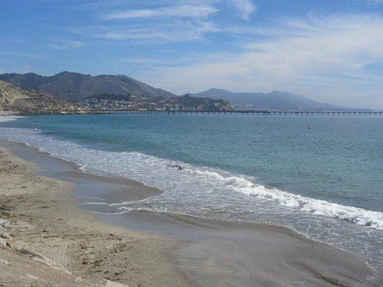 Avila Main Beach, Avila Beach, CA