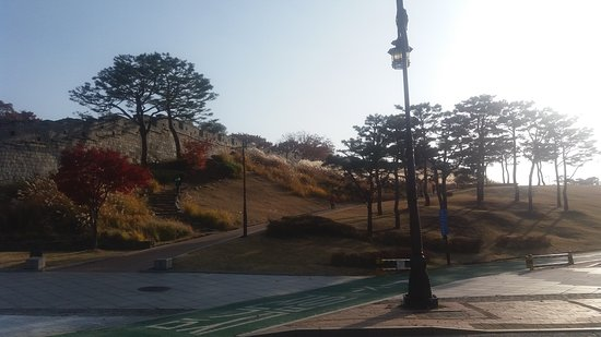 Suwon, South Korea: Hwaseong Fortress