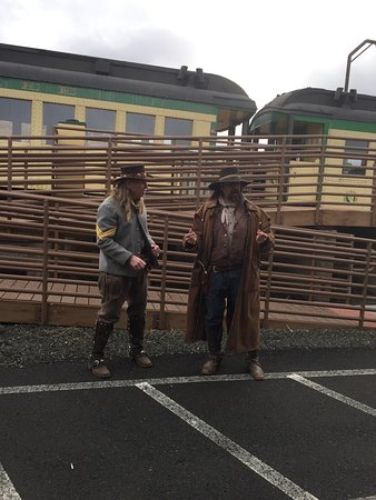 Carson City, NV: Virginia and Truckee Railway