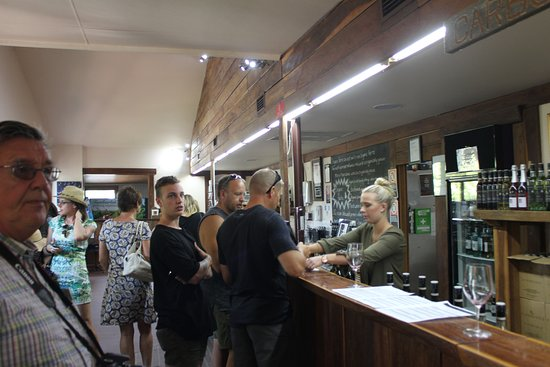 โพโคลบิน, ออสเตรเลีย: Interior