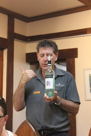 Pokolbin, Australia: More and more organic wines are introduced!
