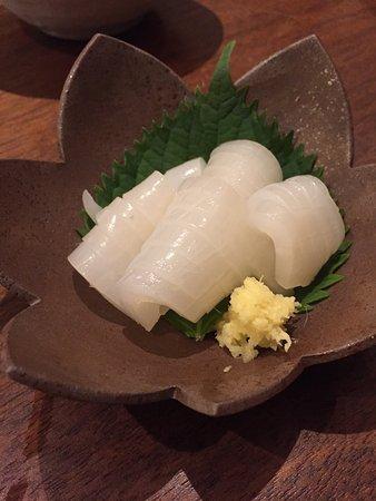 Richmond Hill, Canada: Additions to the menu...the Sayori sashimi (needlefish) was great!