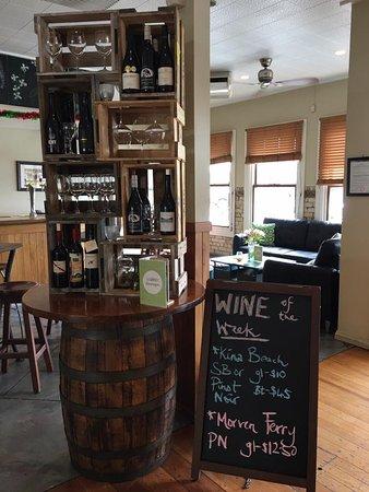 Katikati, Νέα Ζηλανδία: Talisman Wine Rack