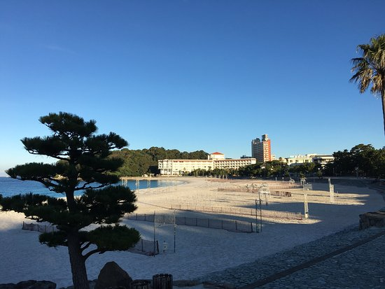 Shirahama Beach: 白良浜海水浴場