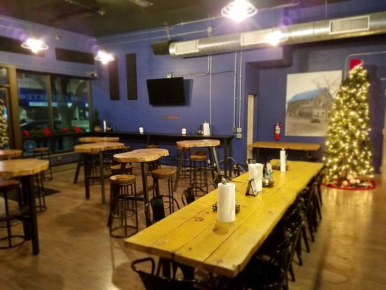 Salina, KS: The Blue Room - overflow and special events room