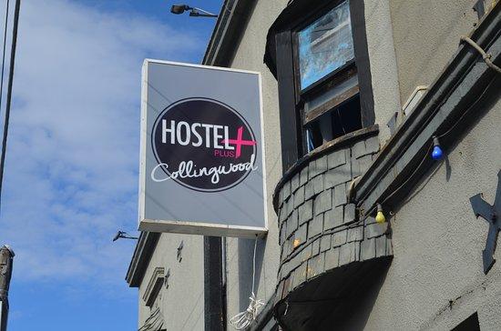 Collingwood, أستراليا: Hostel Plus exterior
