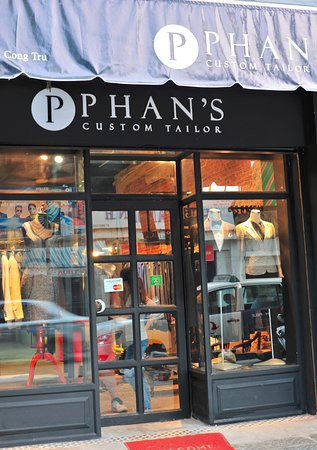 Phan's Custom Tailor