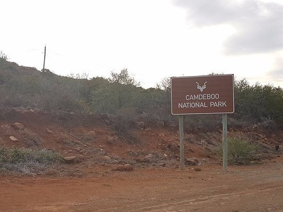 Eastern Cape, South Africa: The Camdeboo National Park