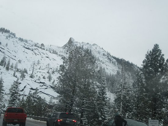 Downieville, CA: Tahoe National Forest, November 2016