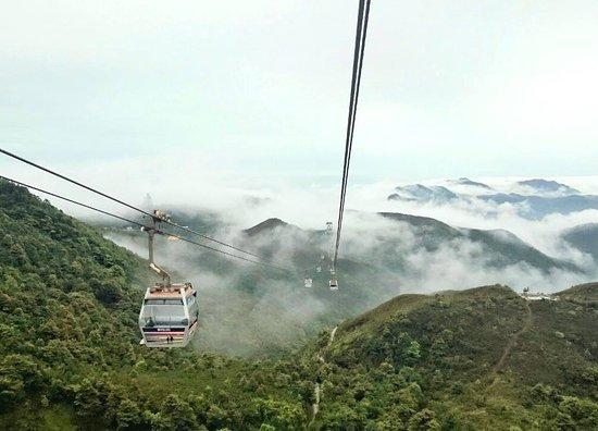 Photo of Scenic Lookout Ngong Ping Village (Ngong Ping 360) at 大嶼山東涌達東路11號, Hong Kong, Hong Kong